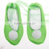 Factory direct sell custom cheap fashional dance shoes for girls