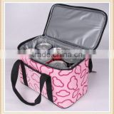 picnic bag set picnic backpack outdoor picnic cooler bag