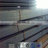 hot rolled black mild steel flat bar Q235/flat bulb bar for ship building