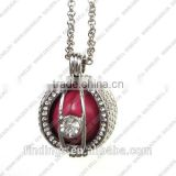 FN3202 engelsrufer halskette sound bouncing ball, long chain necklace for women
