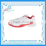 Trendy professional athletic badminton sports shoes cheap badminton training shoes for wholesale