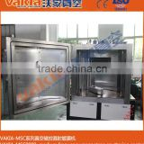 plastic plating black chrome machinery