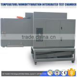 factory direct sell temperature/humidity/vibration integrated environmental test chamber