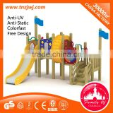 guangzhou wooden play sets,wood play equipment,children wooden outdoor playground