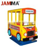 video coin operated fiberglass toys kiddie ride Happy baby racing game kiddie rides game machine kiddie amusement rides train