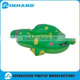 custom made EN71 approved baby pvc inflatable Swimming ring,animal water TUBE float lounger