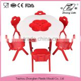 Factory China Supplier CE FDA LFGB test passed New Design children kids furniture nersury desk kindergarten tables and chairs
