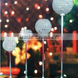 CH62-66 Crystal beaded decorative votive candle holders for Wedding