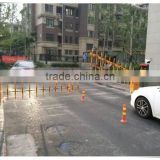 Access control car parking barrier remote control boom gate barrier system
