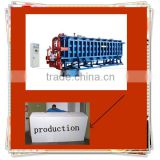 Low price full automatic eps foam construction blocks molding machine