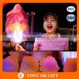 Cheap Price LED flashing Fairy Cotton Candy Floss Stick Novelty Glow Stick