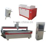 water jet cutting machine for Oil field equipment