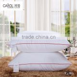 China supplier wholesale 100% cotton luxury hotel and home pillow