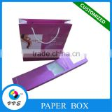 custom hair extension packaging bag with plastic PVC/virgin hair packaging box/packaging for weave hair packaging