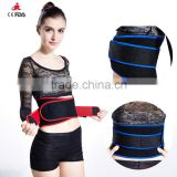 elastic weight loss slimming waistband sports support waist trimmer belt slimming body wraps