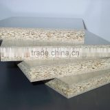 18mm FSC certifcate particle board laminated sheet/melamine waterproof particle board