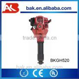 BKGH520 Taizhou Bak High quality breaker industry wide used portable Gasoline Jack Hammer machine