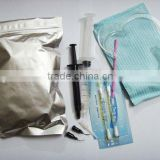 Stronger Powerful Bleach Bright Whitening Teeth Kit,Use Cheek Retractor Treatment
