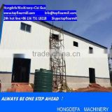 steel structure factory for flour mill workshop building