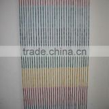 Bamboo Beads Rainbow Colored Blinds Curtains For Door