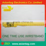 Hot offer nfc rfid wristband tag/rfid led wristband/rfid waterproof wristband