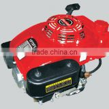 6hp vertical shaft gasoline/petrol engine 1p70F recoil start,power for tillers,generators,water pumps and gardening machines