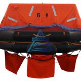 Commercial Throw Over Board Inflatable Life Raft