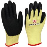 Seeway Industrial Work Gloves Safety Latex Gloves Wholesale China Manufaturer Price