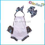 2017 Elinfant Plain Lace Baby Clothes Romper soft Lace Baby Rompers Design
