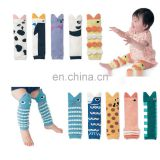 Little Walk Baby Knee Socks Toddler Knee Socks Leg Warmers Baby knee Pads