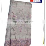 wholesales african double organza lace fabric