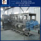 5 gallon water washing filling capping machinery/distilled water filling machine