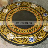 Marble Inlay Coffee Table Tops, Marble Pietra Dura Table Tops