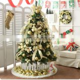 Decorated Artificial Christmas Trees Christmas Decorations Christmas Ornament