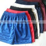 High Quality Fashion Custom 100% Polyester Sport Shorts