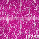 cotton knitted fashion african ankara yoga lace fabric