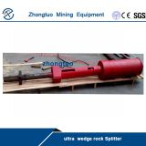 Ultra Large Rock Splitter With Drilling Depth 1.3-2.1m