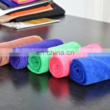 Good qualtiy Towel Microfiber 300gsm, 400gsm soft handle low price from China