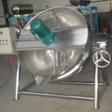 Stainless steel hot cooking meat pot