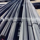 deformed steel bar 6mm-40mm HRB400/500 GR40/GR60/ASTM steel rebar russia in 2017 new