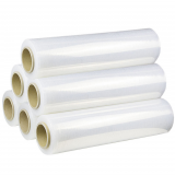 Supply stretch winding film pallet packing film save cost 50cm wide PE winding film