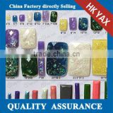 Q-1115 China crystal resin stone,mesh resin beads plastic resin,epoxy resin