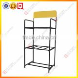 Decorative Wrought iron flower pot stands