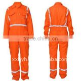 100% cotton FR garment for firefighter