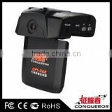 radar detector with car dvr camera GPS-368 full X/K/KA/KU Band Radar Detector original Conqueror