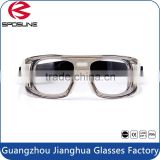 Small PC frames goggles manufacturers wholesale football basketball adjustable glasses for soccer
