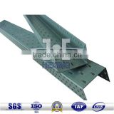 Galvanized Concrete Metal Perforated Wall Lintel for Building Use
