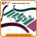 HTD arc tooth polyurethane timing belts 3M/5M/8M/14M