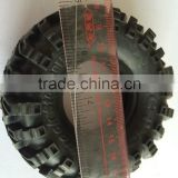 customized rubber wire wheel for toys