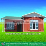 China low cost house kits/modern prefabricated house/modular home